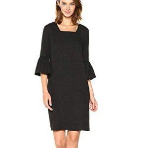 Calvin Klein Texture Black Dress Black Size M